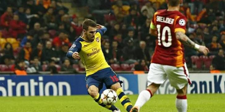 Arsenal'dan Galatasaray paylaşımı!