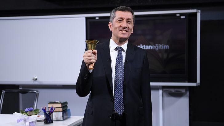 Milli Eğitim Bakanlığı açıkladı! İşte TRT EBA TV'nin 30 mart - 3 nisan yayın akışı