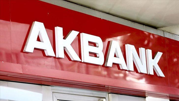 Akbank depremden etkilenenlerin ödemelerini 3 ay erteledi