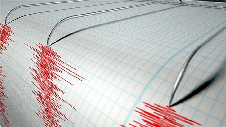 Son dakika: Balıkesir'de deprem! (AFAD-Kandilli son depremler)
