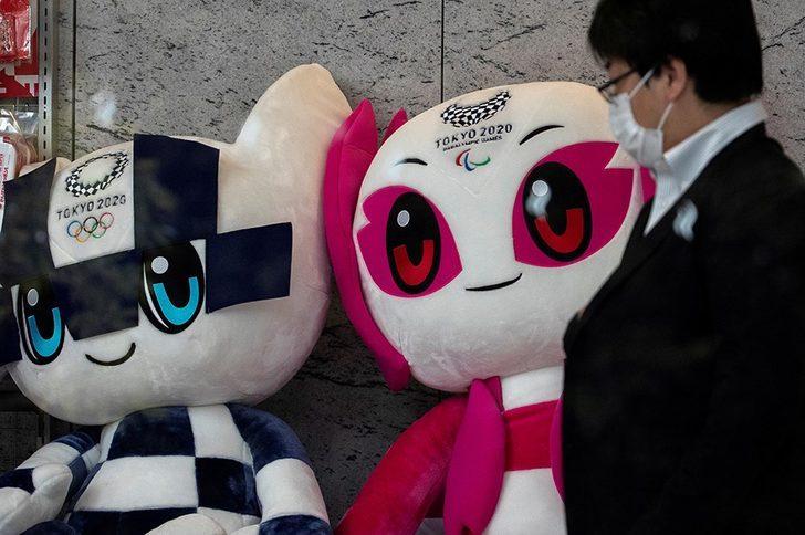 2020 Tokyo Olimpiyatları 2021'e ertelendi