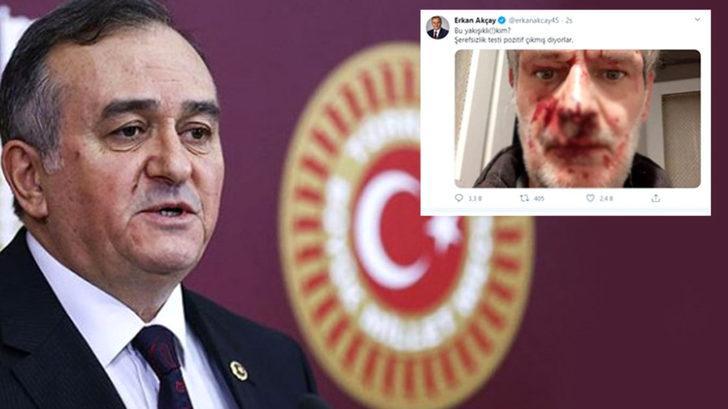 MHP Grup Başkanvekili Erkan Akçay'ın paylaşımı olay oldu!