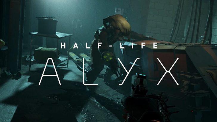 Half-Life: Alyx'in inceleme puanları bir hayli yüksek