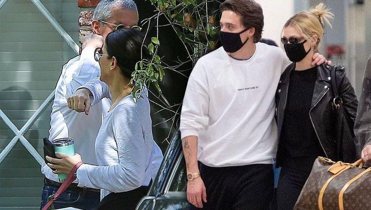 Brooklyn Beckham ve Nicola Peltz