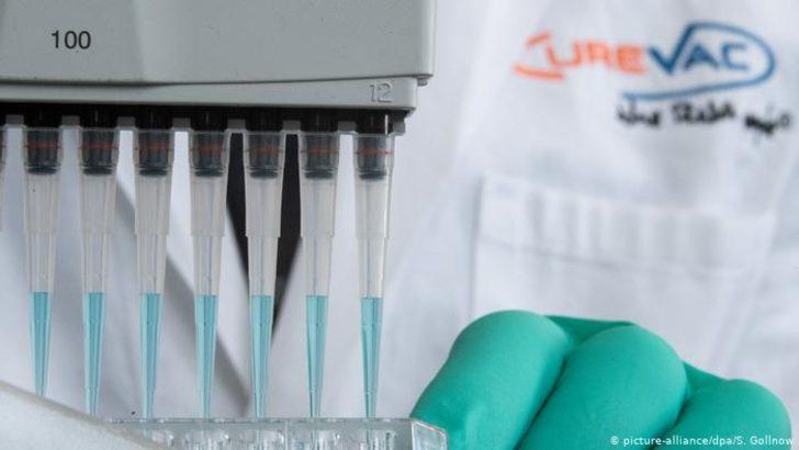 ABD ve Almanya arasında koronavirüs aşısı kavgası