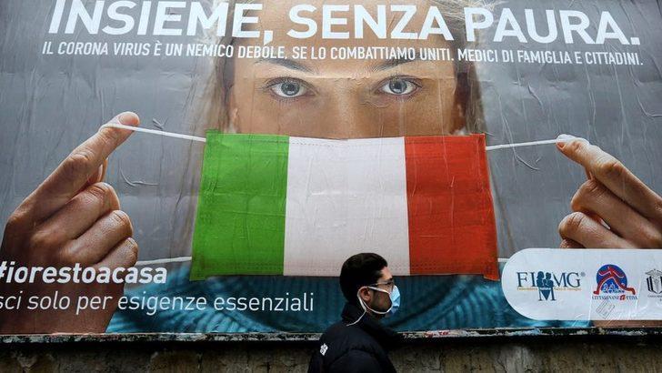 Koronavirüs: Ölü sayısının bir ayda 5476'ya ulaştığı İtalya'da 'kritik hafta'