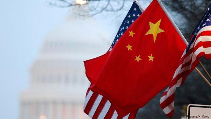 Çin'den ABD'ye medya misillemesi