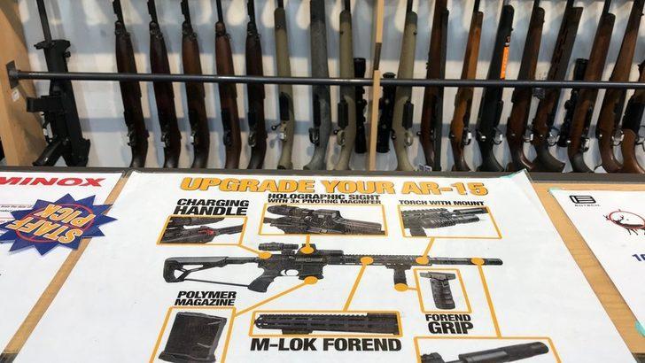 Koronavirüs - Los Angeles Times: Salgın büyürken Amerikalılar silah depoluyor