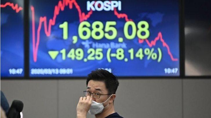 Koronavirüs - Fed'in sürpriz faiz indirimi, piyasaların paniğini kontrol edemedi