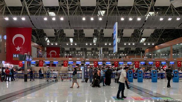 Dokuz Avrupa ülkesinden Türkiye'ye girişler durduruldu