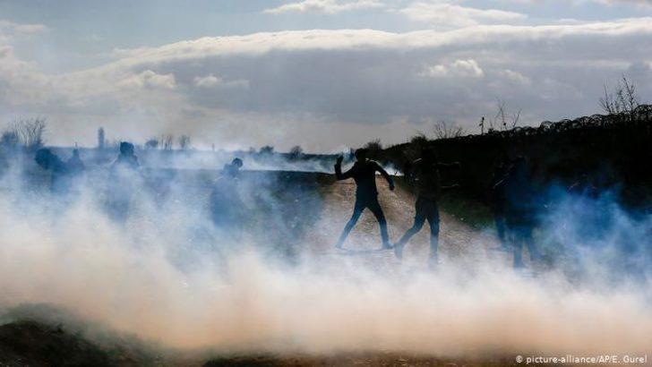 Türk-Yunan sınırında yine gerilim yaşandı