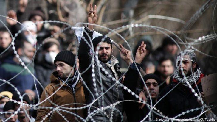 Yunanistan'dan ayrılmak isteyen sığınmacıya 2 bin euro