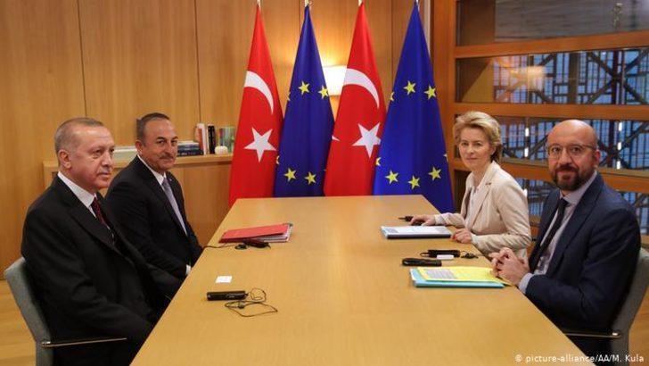 AB Ankara ile gerilimi düşürüyor