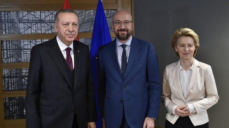 Erdoğan: AB yavaş hareket ettiğini kabul etti
