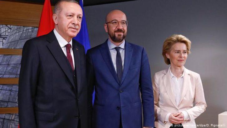 Alman siyasiler Erdoğan'ın Brüksel ziyaretini nasıl yorumladı?