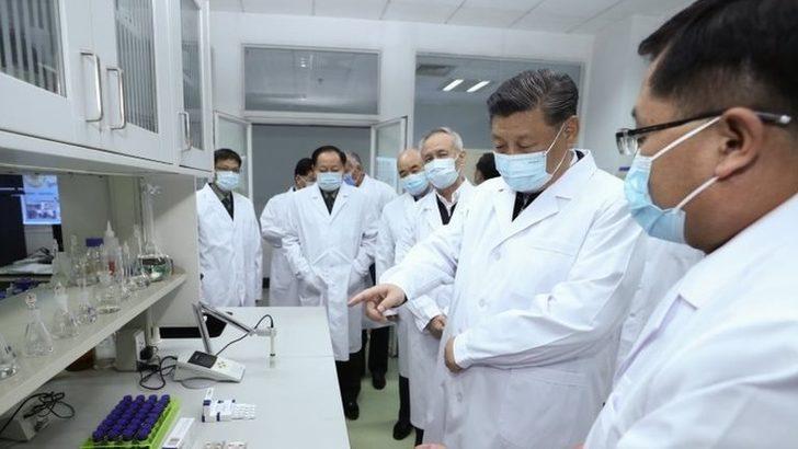 Koronavirüs (Covid-19): Çin Devlet Başkanı Şi Cinping virüsün ilk kez görüldüğü Vuhan'a gitti, ülkede yeni vaka sayısı azalıyor