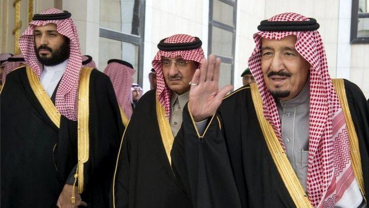 Suudi Arabistan'da üst düzey kraliyet üyeleri gözaltına alınması ne anlama geliyor?