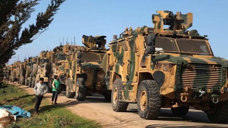 Rusya'dan İdlib iddiası: Türkiye uluslararası hukuku ihlâl edip bölgeye asker yığıyor