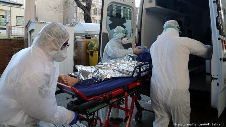 Koronavirüs salgınında ölü sayısı artıyor