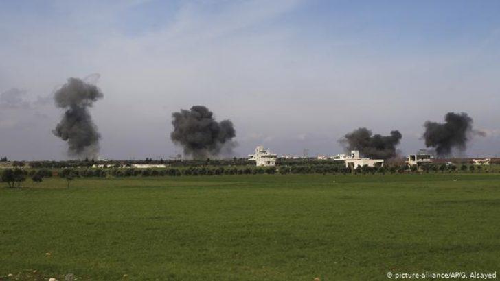 MSB: Suriye rejimine ait L-39 tipi savaş uçağı düşürülmüştür