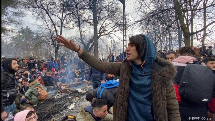 AB Türkiye'ye mülteci anlaşması için bastırıyor