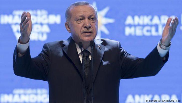 Erdoğan'dan Avrupa'ya mesaj: Herkes bu yükten payına düşeni alacak
