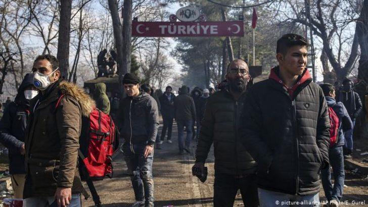 Yunanistan sınır koruma seviyesini en üst dereceye yükseltti