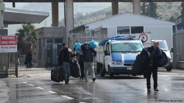 Türkiye-Suriye sınırında gergin bekleyiş