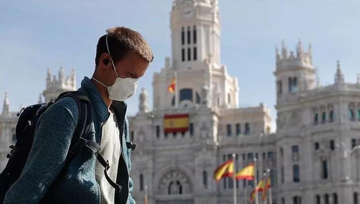 İspanya'da koronavirüs kabusu büyüyor! Ölü sayısında büyük artış