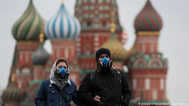 Rusya'da karantina ihlaline 7 yıla kadar hapis