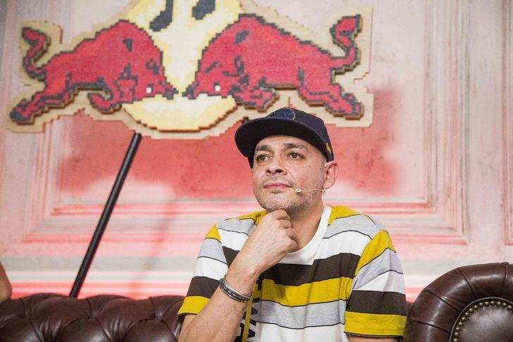 Ceza Türkçe Rap'in derinliklerini Red Bull Music Festival'de değerlendirdi