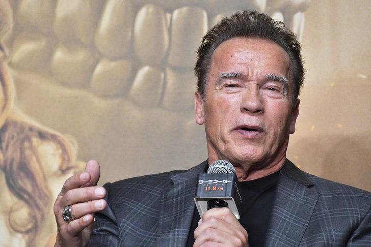 Arnold Schwarzenegger koronavirüsü ile mücadeleye 1 milyon dolar bağışladı