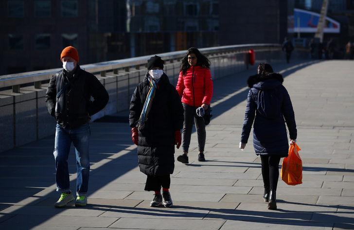 Londra'da korona salgınında ölen Türk sayısı 10'a yükseldi