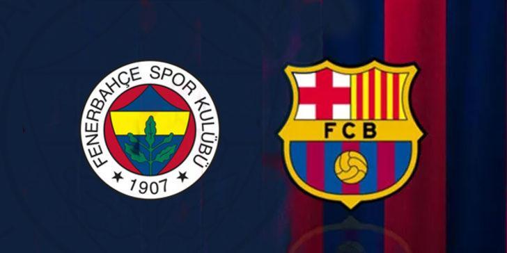 Barcelona, Fenerbahçe'ye destek verdi!