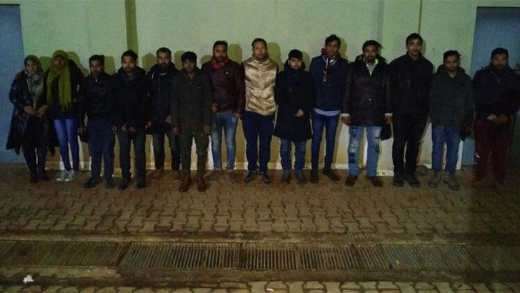 Milli Savunma Bakanlığı'ndan sınırdan kaçak geçiş açıklaması! Yakalandılar