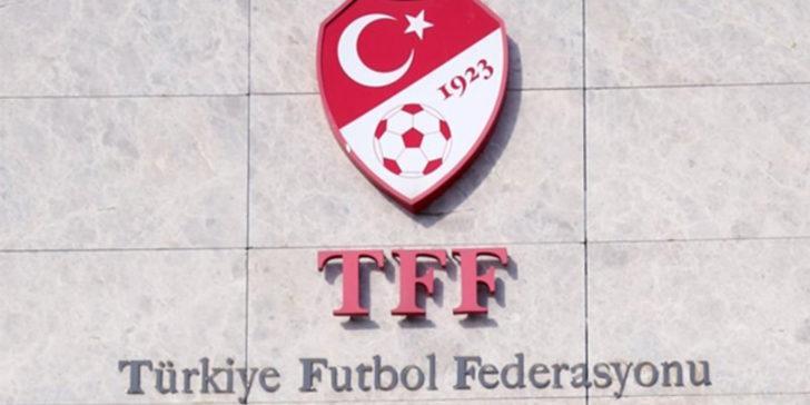 TFF'den Fenerbahçe'ye geçmiş olsun mesajı!