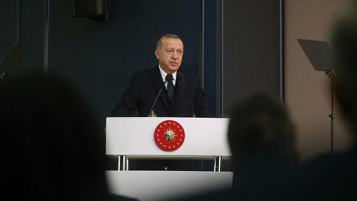 Son dakika: Cumhurbaşkanı Erdoğan'dan koronavirüs mesajı: Hep birlikte başaracağız