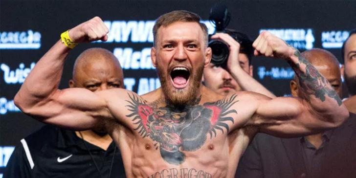 Conor McGregor'dan koronavirüs ile mücadele için dev bağış!