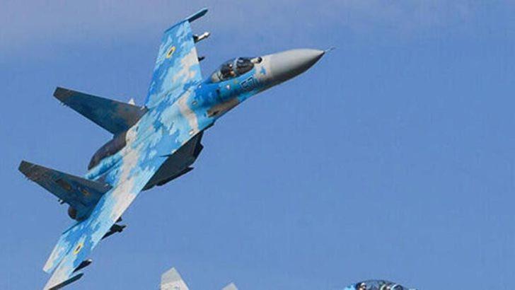 Son dakika: Rus Su-27 uçağı Karadeniz'de düştü