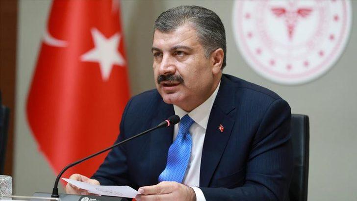 Sağlık Bakanı Koca'dan son dakika koronavirüs açıklaması: Can kaybı 59'a, vaka sayısı 2 bin 433'e yükseldi