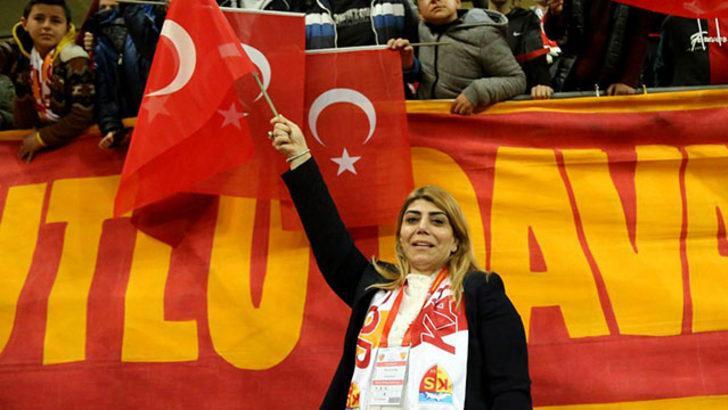 Hes Kablo Kayserispor Başkanı Berna Gözbaşı: Bize göre ligler bitmiştir