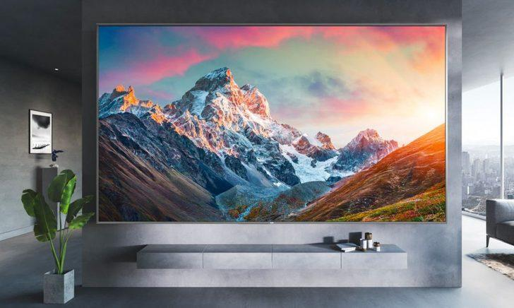 Redmi, 98 inçlik Redmi Smart TV MAX modelini tanıttı