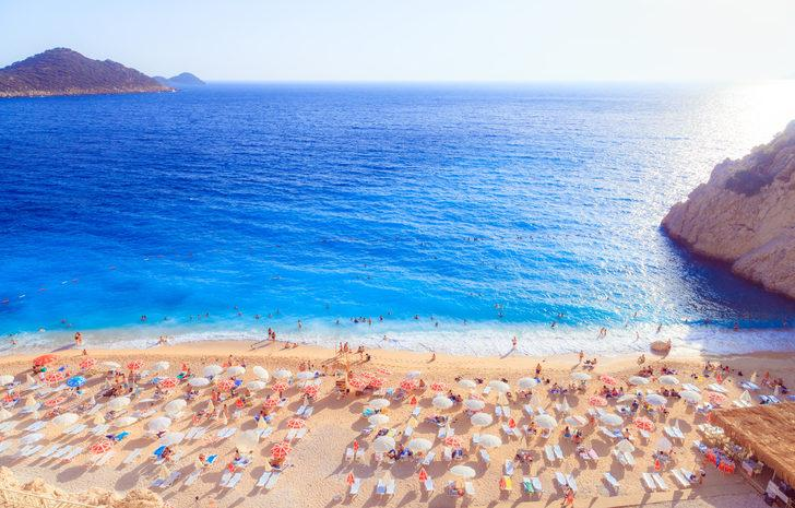 Tatilcilere 'sahillere gelmeyin' çağrısı