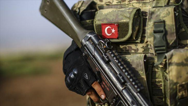 MSB: Fırat Kalkanı bölgesinde 5 terörist etkisiz hale getirildi