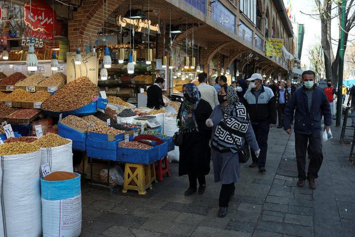 İran'daki salgında ikinci dalga korkusu: Şehirler arası seyahat yasaklandı