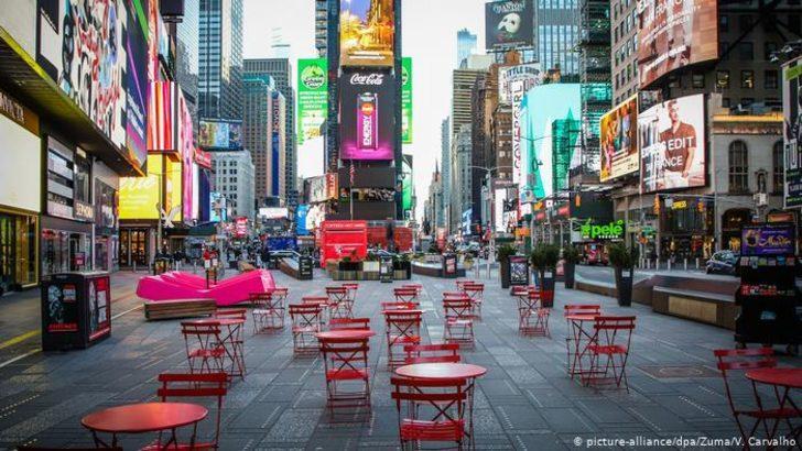 New York'ta bilançonun artmasından korkuluyor
