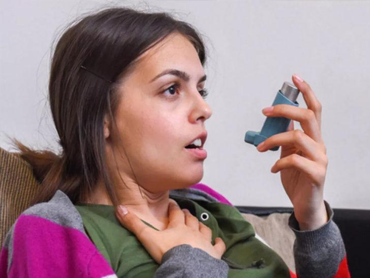 Astım ve alerjik hasta olanlarla ilgili çok önemli koronavirüs uyarısı