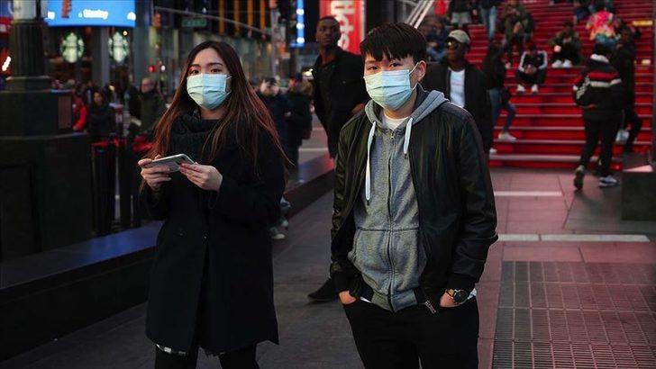 ABD'de son 24 saatte koronavirüsten 491 kişi hayatını kaybetti