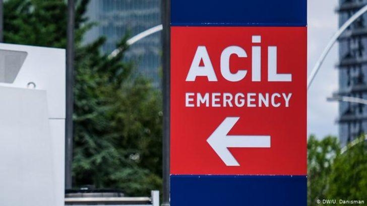 Korona pozitif adamı hastanede yer yok diye eve gönderdiler