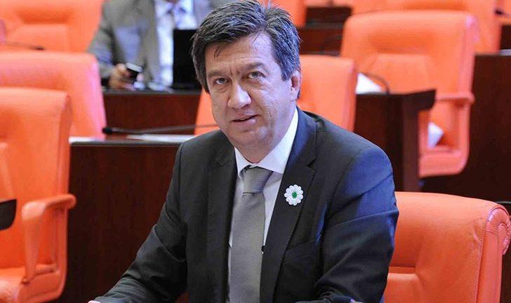 CHP'li eski milletvekili Kadir Gökmen Öğüt koronavirüse yakalandı